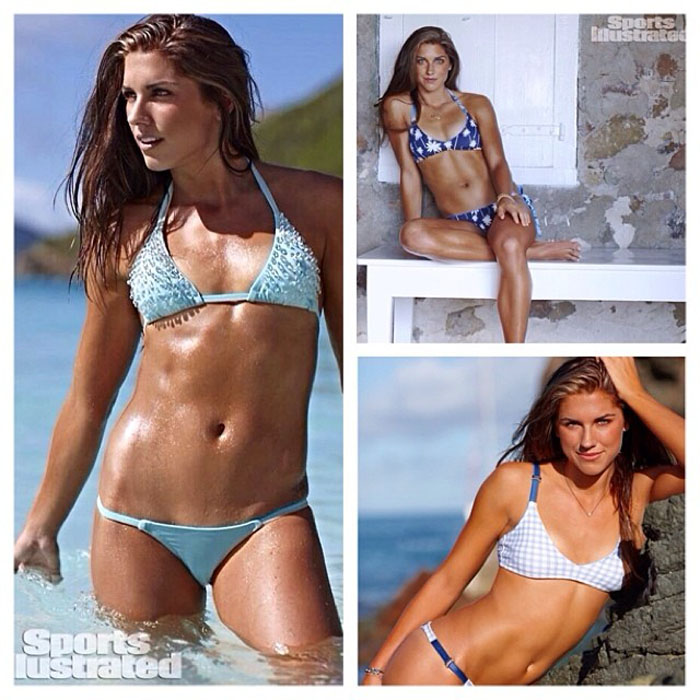 Alex Morgan Hottest Female Soccer Players 1