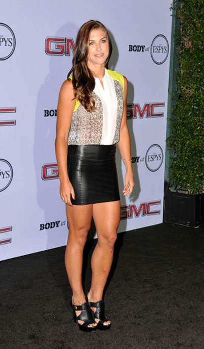 Alex Morgan Hottest Female Soccer Players 2
