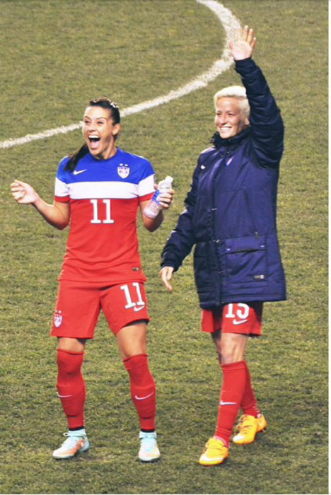 Ali Krieger Hottest Female Soccer Players 4