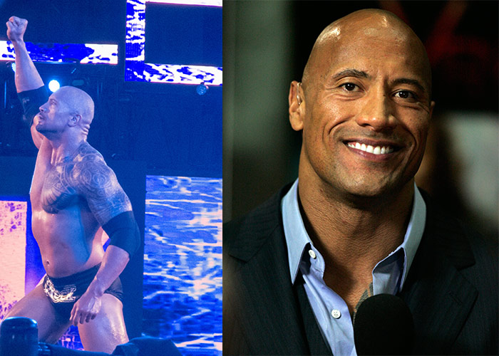 The Rock tops the List of Richest Pro Wrestler