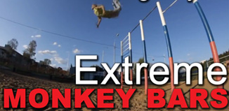 Extreme Monkey Bars Featured