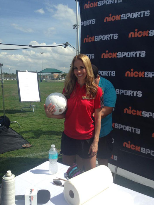 Heather Mitts Hottest female soccer players 3