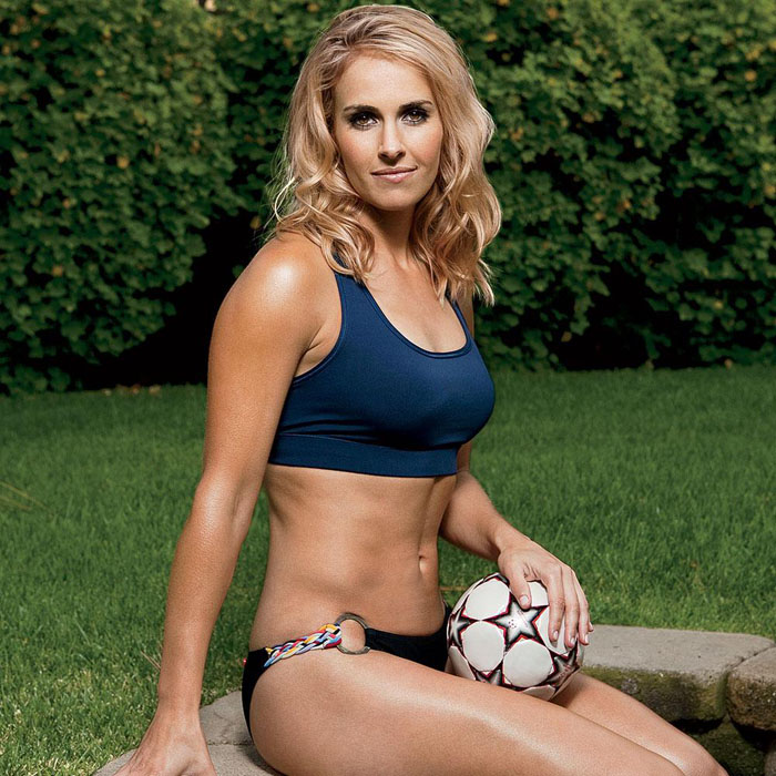 Heather Mitts Hottest female soccer players 7