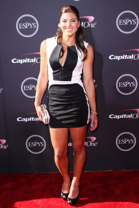 Hope Solo Hottest Female Soccer Players 4