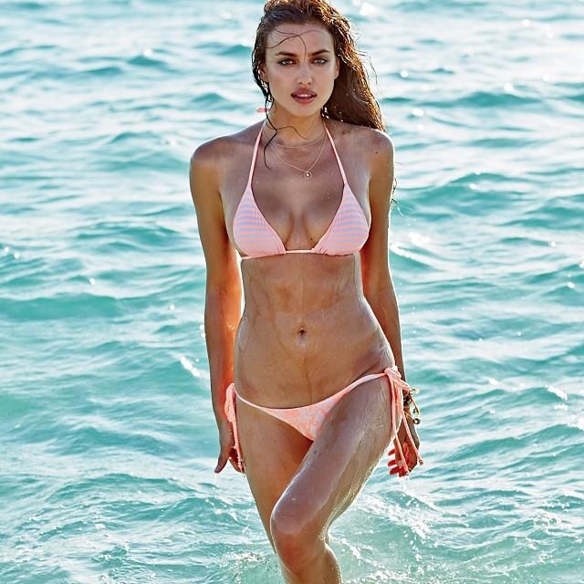 Irina Shayk picture #12 in bikini
