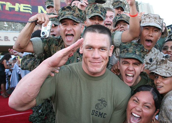 #3 Highest Net Worth Pro Wrestler - John Cena