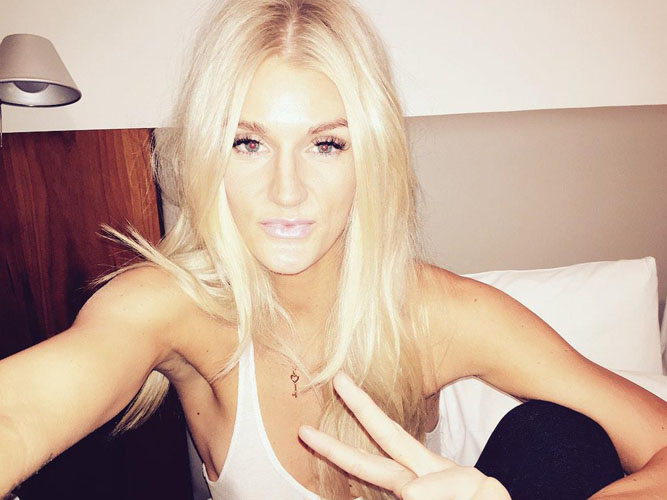 Kaylyn Kyle Hottest Female Soccer Players 5