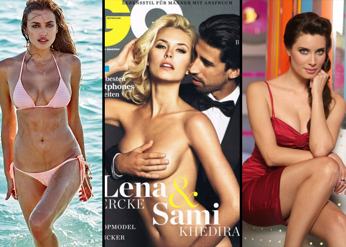 Real Madrid Club Players Wives and Girlfriends of 2014/2015 Season