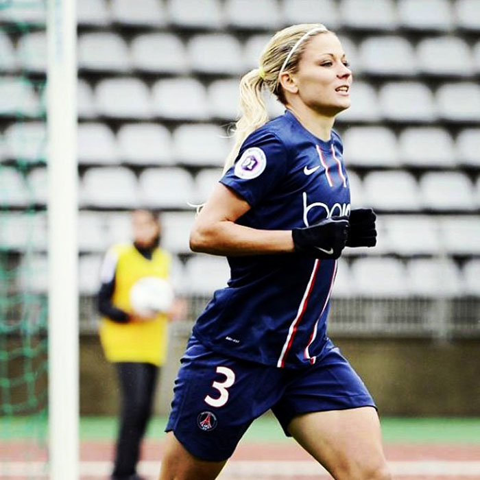 Laure Boulleau Hottest Female Soccer Players 1