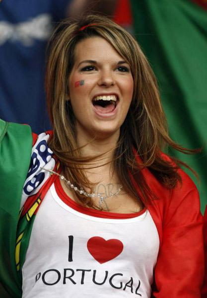 """I heart Portugal"" t-shirts"