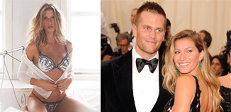 Tom Brady Wife Gisele Bundchen