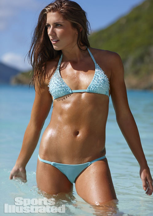 Alex Morgan Hottest Female Soccer Players 6