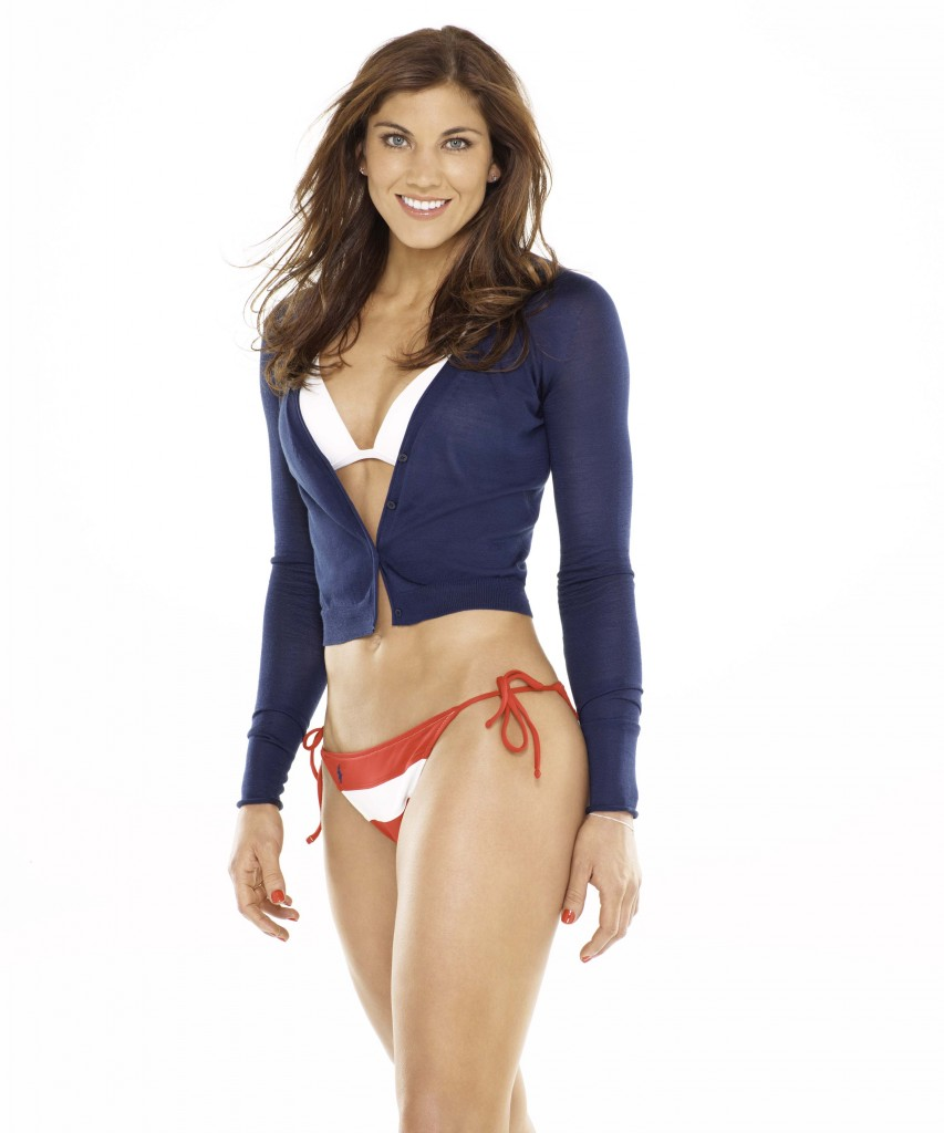 hope solo hot picture
