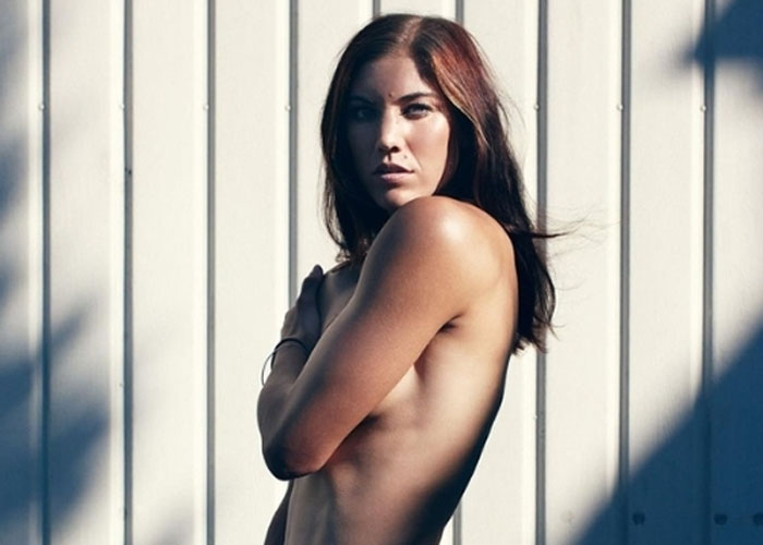 Hope Solo Hottest Female Soccer Players 5