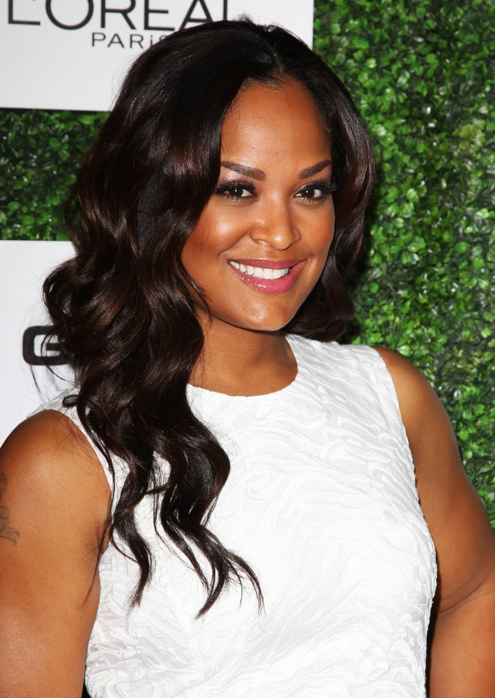 laila ali off the court hot